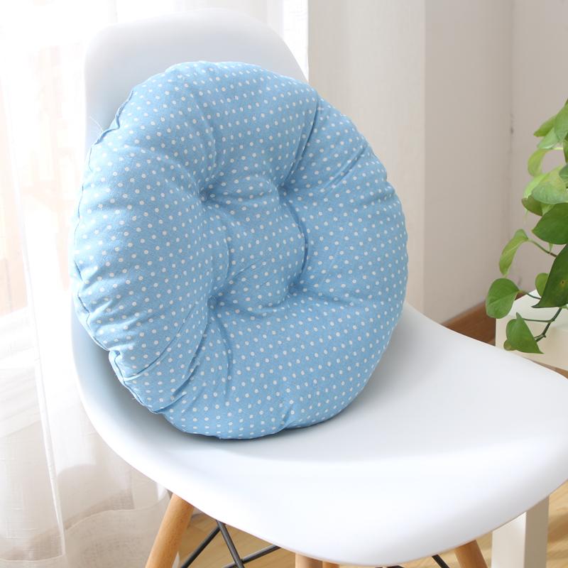 榻榻米垫学生毛绒椅垫办公室座垫