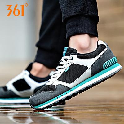 【361°】男鞋跑步鞋复古鞋休闲运动鞋