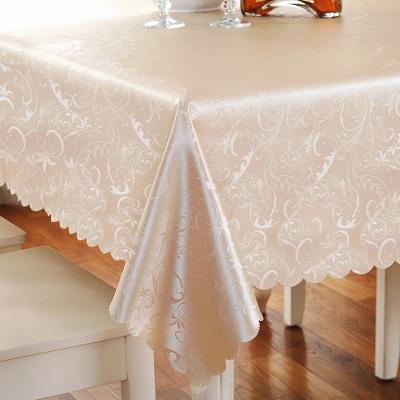 1米*1米欧式防水防油免洗桌布