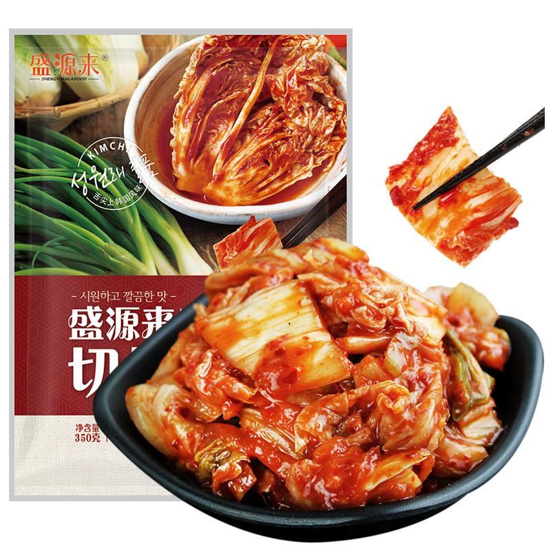 正宗韩国酸辣白菜下饭菜 350g