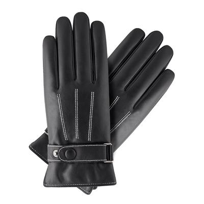 整点抢购:卓幻美冬 触屏加绒保暖皮手套等