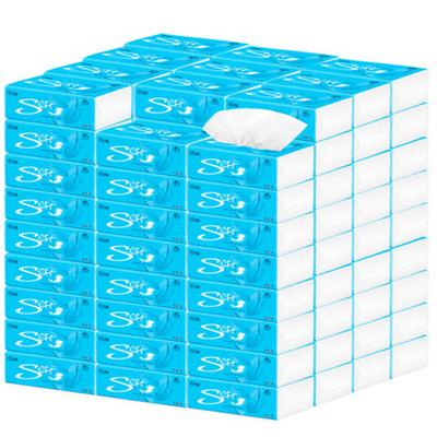 雪亮 抽纸 300抽*30包 26.9元包邮(折合0.9元/包)
