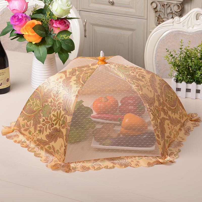 【沃尊】家用可折叠餐桌菜罩