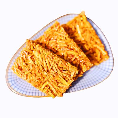 黄吉利经典原味苕丝糖500g*2袋