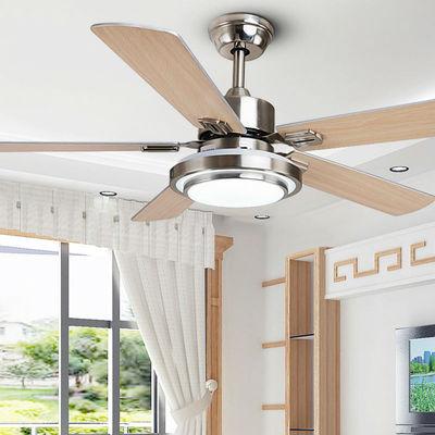 天骏LED吊扇欧式家用遥控简约静音风扇灯