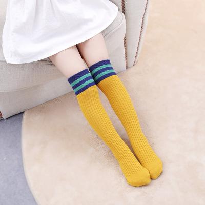 【达人娃旗舰店】儿童过膝长筒袜打底袜