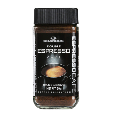 格兰特德国进口特浓速溶咖啡粉
