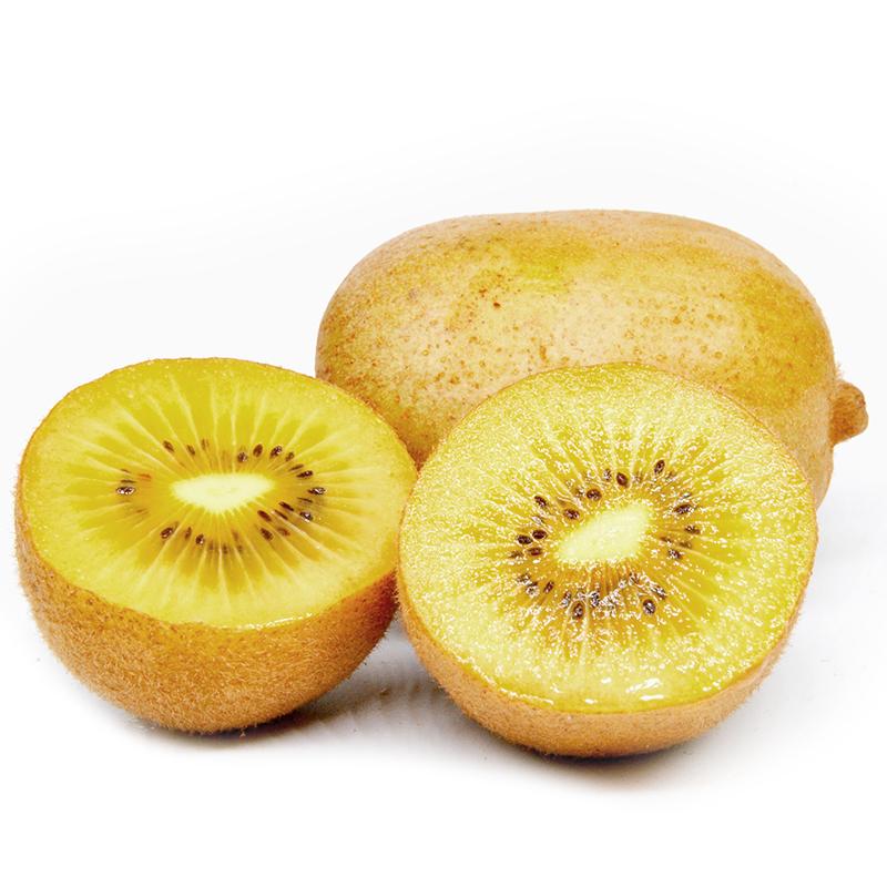 黄心猕猴桃 5斤 30个果【第二件0.1元】