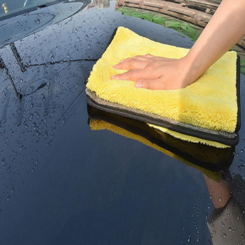 艾可斯 加厚吸水毛巾抹布家车两用