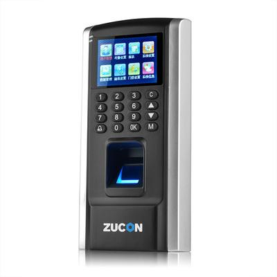 指纹系统套装刷卡密码考勤门禁一体机