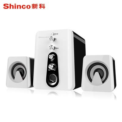 Shinco/新科  HC-807 电脑音箱 39.8元包邮