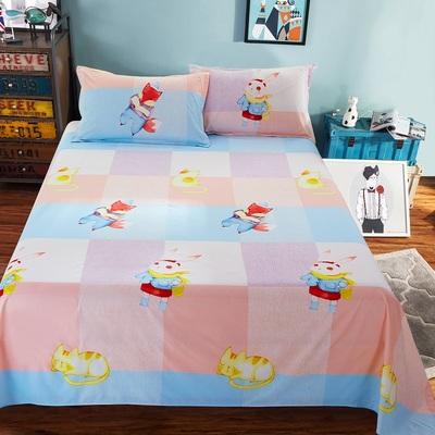 【金柒】床单学生宿舍床单单被单
