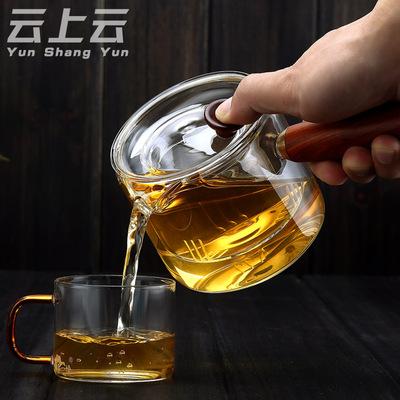 耐温玻璃透明电陶炉煮茶器家用套装