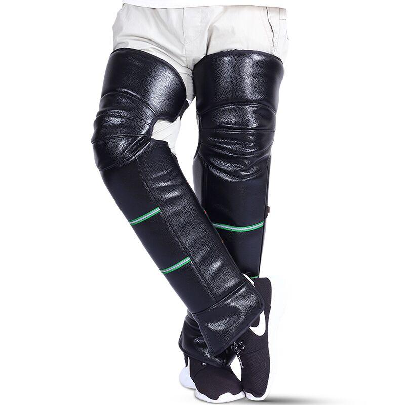 骑车长款护膝+保暖手套