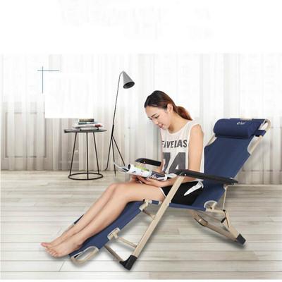 户外家用升级款三用加宽折叠躺椅