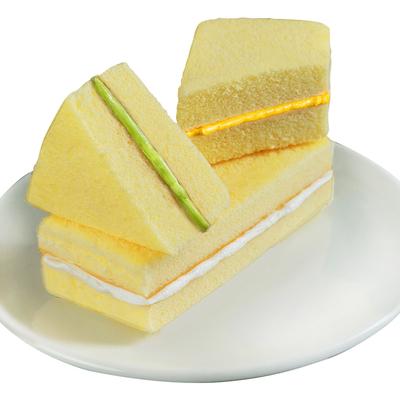 【抖音爆款】网红乳酸菌酸奶早餐蒸蛋糕