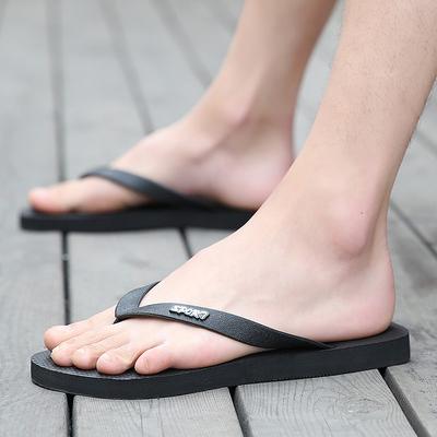 人字拖男士个性外穿沙滩鞋子防滑