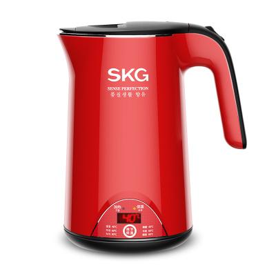 SKG304不锈钢自动断电热水壶