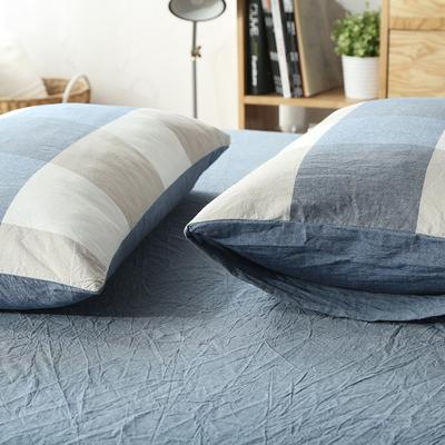 领券精选汇总:日式良品水洗棉枕头套全棉2只等