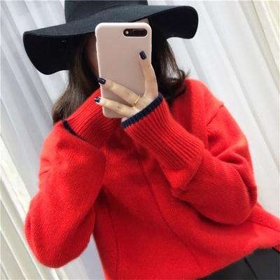 女装精选推荐:抖音爆款【100%羊绒衫女套头】高领毛衣等