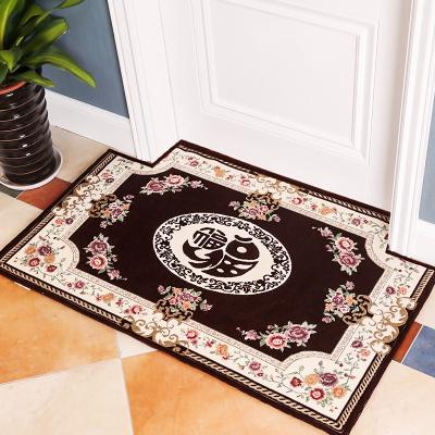 新款门垫进门现代地毯入户门家用脚垫子