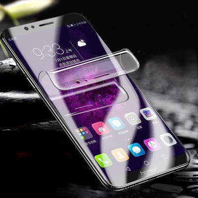 红米6钢化膜6pro水凝膜note5手机