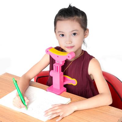 【视力保护器】 小学生预防近视坐姿矫正