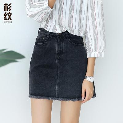 【小红书推荐】港风复古半身防走光包臀裙