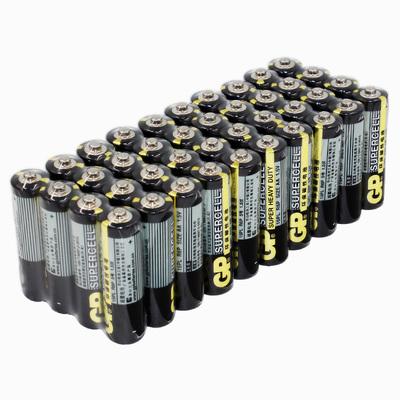 整点抢购:超霸  碳性干电池7号20粒+5号20粒等