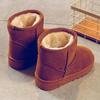 整点抢购:加绒男女儿童雪地靴等